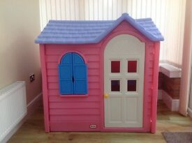 Little Tykes Pink Cottage