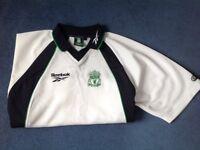 Retro 90's Liverpool shirts x 5