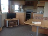 Caravan for Hire at Lighthouse Caravan Park private owner open with water over winter