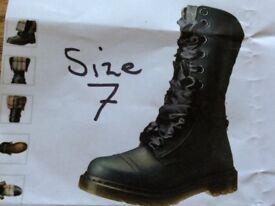 Ladies Doc Marten Boots