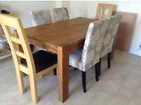 Next Harrford range dining table