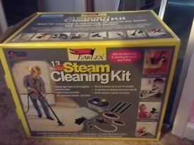 Large Steam Cleaner, Brand New, never out of its box
