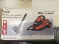 Steam cleaner only used three times.