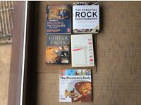 Selection of music books