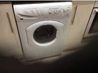 Hotpoint washing machine and fridge freezer
