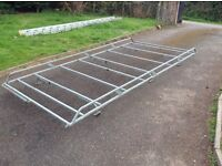 Renault master / Vauxhall movano roof rack