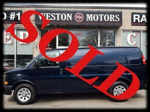 2014 Chevrolet Express 1500 *RARE *V6 *SIDE SLIDING DOORS *A/C *
