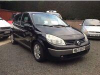 2005 Renault Scenic 1.5 DCI +++ parts or repairs ++++MOTD +++ needs some TLC +++ bargin best offer