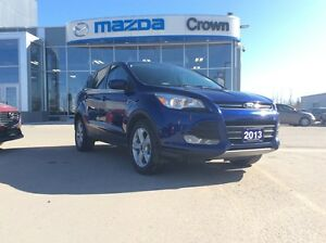 Drive this local, Certified 2013 Escape SE with All-Wheel drive