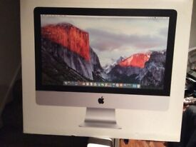 Apple IMac brand new in box