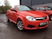 2009 Vauxhall Tigra 1.4 Exclusive Convertible Stunning Car FINANCE!