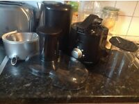 Cook works whole fruit juicer st steel