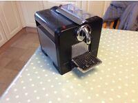 Iconic Nespresso Le Cube Automatic Coffee Machine
