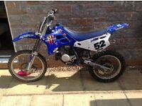 Dirt bike YZ 85