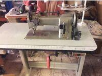 Pfaff industrial walkingfoot sewing machine
