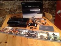 PS3 (60GB) - Boxed