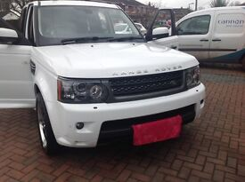 Reduced price must go this week !! Range Rover Sport HSE. 2011 with new mot.