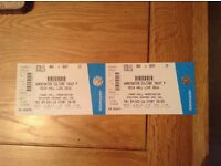 2 Rich Hall tickets for Friday 9th December Parr Hall Warrington.