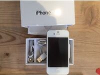 IPhone 4s with box mint .