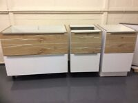 Ex display odina kitchen units