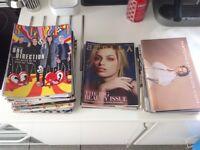 66 Fashion -Style,Stella and Matches Magazines