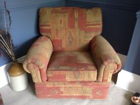 Reclining armchair FREE to good home! Excellent condition