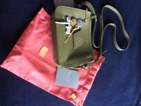 Radley spring green shoulder bag bnwt