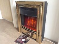 Valor Electric Fire - now reduced in price