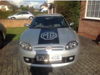 Mg tf 2003 great condition , full history , bereavement sale