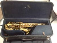 1954 Selmer MkVI Tenor Saxophone