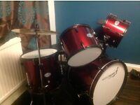Stagg Rocketmusic Full size drum kit
