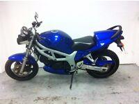 Suzuki SV 650 Y for sale 2001