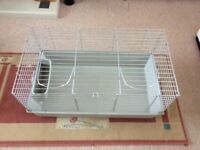 Guinea pig and rabbit indoor cage