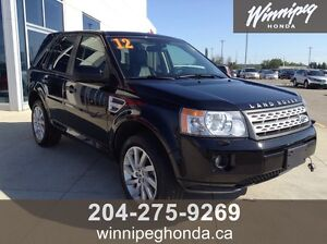2012 Land Rover LR2. Local Manitoba trade, Low kilometers, Amaz