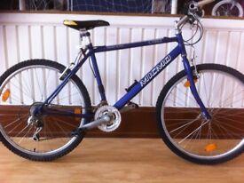 "Unisex Mountainbike - 20"" refurbished Micmo Cyber: 24-speed, 26"" wheels"