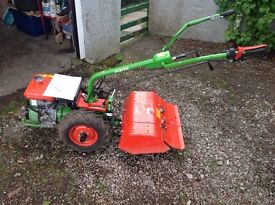 TWO WHEELED TRACTOR AGRIA 3600