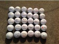 Srixon,callaway,titleist,Nike B Class Golf Balls