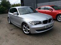 2007 BMW 1Series 118i Se 3dr Full Mot Only 92k FINANCE AVAILABLE