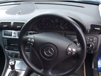 Mercedes C180 K For Sale £5750 ONO