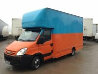 2009 iveco daily 3.0 hpi 35s18 6 speed lwb lton box van 1 owner from new