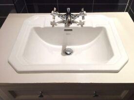 Savoy Bathroom Sink
