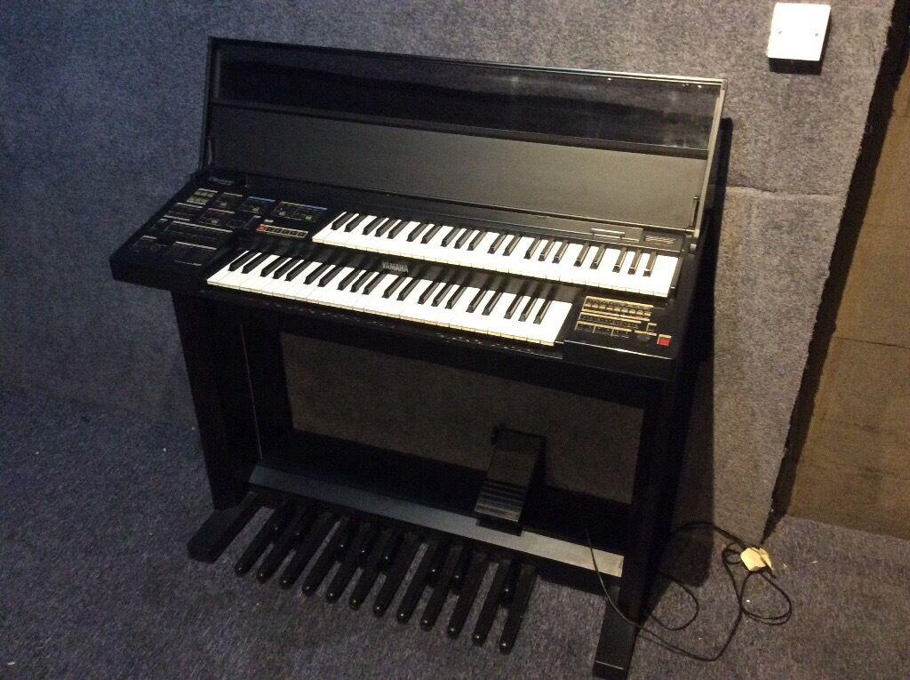 Used Yamaha Organ For Sale