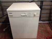 £120 Miele dishwasher excellent condition. Has top tray for cutlery ideal for big family