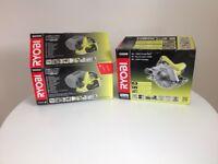 Ryobi Power tools for sale.