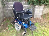 Electric Wheelchair Groove