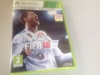 As new Xbox 360 Legacy Edition FIFA 18