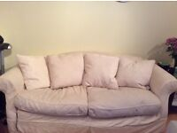 Second hand 3 seater sofa