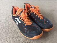Kookaburra Viper hockey shoes. Size 10.
