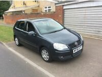 VW POLO S TDI 1.4 2006 FULL SERVICE HISTORY 5 DOOR CAMBELT CHANGED 72000 MILES