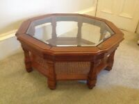 Coffee Table. Beautiful Colonial Style